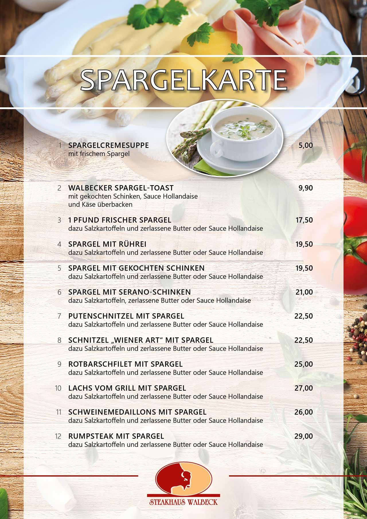 Steakhaus-Walbeck_Spargelkarte